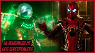 Lo Que NO Viste del Trailer de Spiderman Lejos de Casa - Hombre Araña Far From Home -