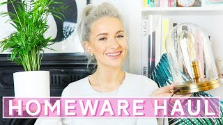 HOMEWARE ACCESSORIES HAUL | DECORATING OUR NEW FLAT