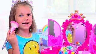 Download Катя и игрушки для девочек Video
