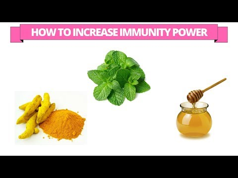 home remedy to boost immunity