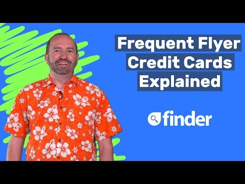 How bonus point deals on frequent flyer credit cards work