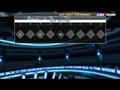 MLB 13: The Show RTTS Ep.2: Traded and Injured