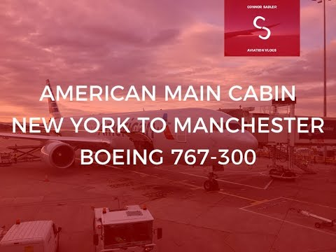 American Main Cabin - New York to Manchester