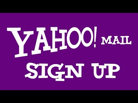 How To Make A Yahoo Email Account   Yahoo Sign Up 2018 Under 5 Minutes