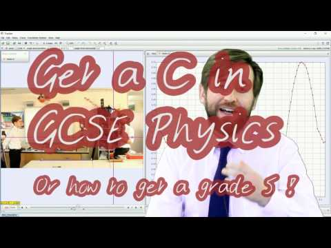 GCSE Physics Revision - How to get a C in GCSE Physics - GorillaPhysics