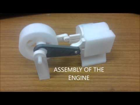 ME PROJECT COMPRESSED AIR ENGINE P-02