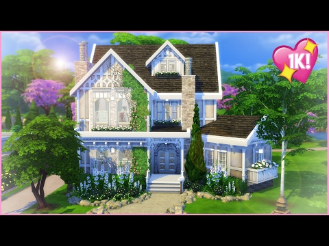 Sims 4 House Build - Victorian Dream (1K Subs TY!)