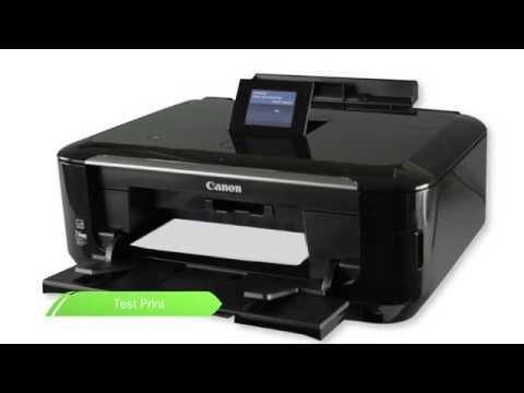 How To Set Up Wireless Printing on PIXMA MG6220, MG8220, and MG5320 Printers