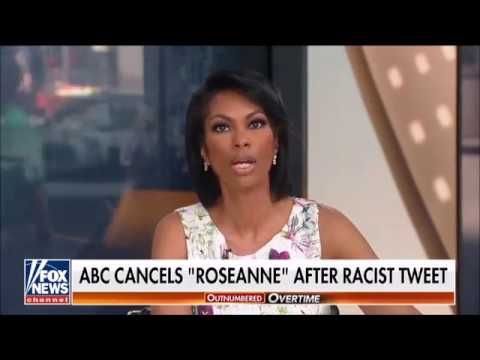 ABC cancels Roseanne, Bill Maher from HBO said the N word and still has a show, hypocrisy