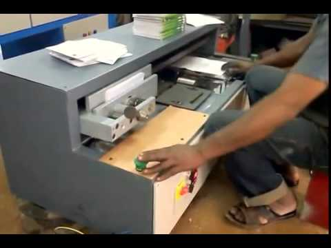 Perfect Book Binding Machine By Maalakshmi Machine Manufacturers, Bengaluru