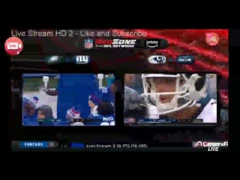 NFL REDZONE LIVE