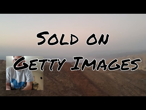 Selling a photo on Getty Images through EyeEm