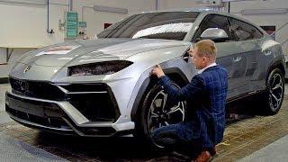 Lamborghini Urus (2018) HOW IT