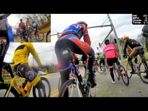 Ultra HD Cycling Training - Half Hour Group Ride (Indoor Trainer/Rollers)
