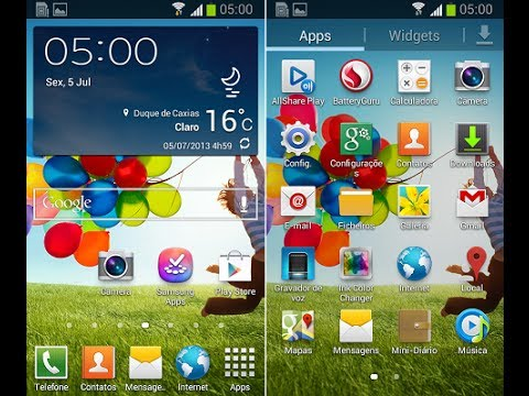Galaxy S4 Rom For Galaxy S2 GT-I9100 + Good Battery Life