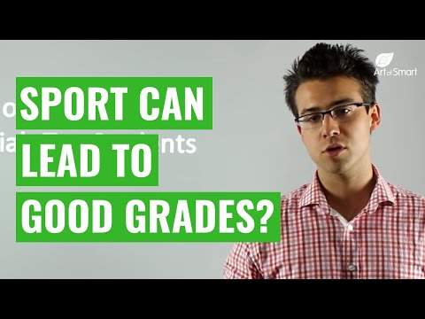 Why Playing Sport Gets You Better Grades