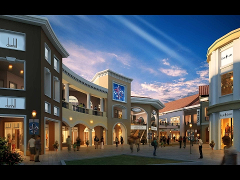 Shopping In Dubai (Outlet Mall) 2017