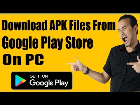 How To Download Android APK Files From Google Play Store On Windows, Mac, Linux PC