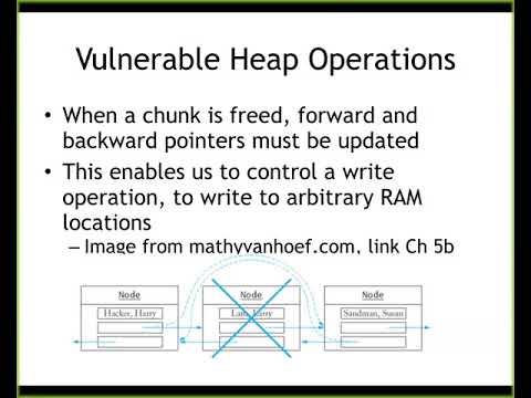 CNIT 127 - Ch 8b: Windows Overflows