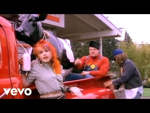 Cyndi Lauper - The Goonies 'r' Good Enough