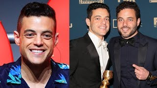 Rami Malek Has An Identical Twin Brother – But Their Lives Couldn't Be Further Apart