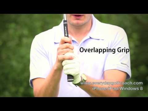 How to Form the Perfect Golf Grip