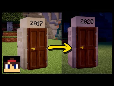 ✔ Minecraft: How To Make A Working Time Machine | MCPE