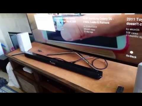 How to use tv/cable box remote to control Samsung HW-HM45C SoundBar