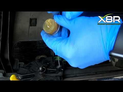 Ford Mk4 Mondeo Galaxy S-max Broken Snapped Bonnet Release Cable Fix Inner Repair Kit Replacement