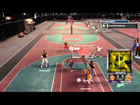 NBA 2k15 - Stage Clutch(MUST WATCH)