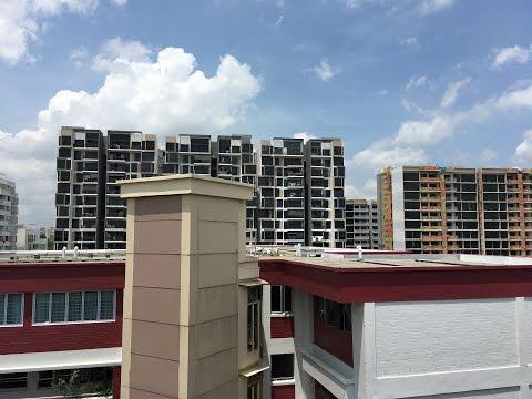 211 Choa Chu Kang Central, D23, 4 Room Flat - Bidding