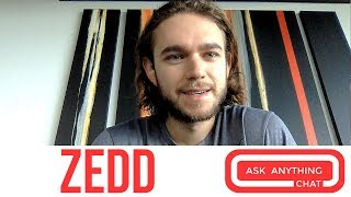 Zedd Gives Us The 911 On 365 w/Katy Perry