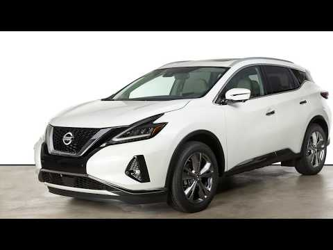 2019 Nissan Murano - Audio System without Navigation (if so equipped)