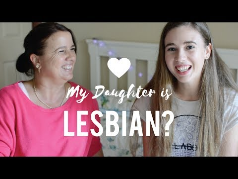 Q&A With Lesbian Daughter