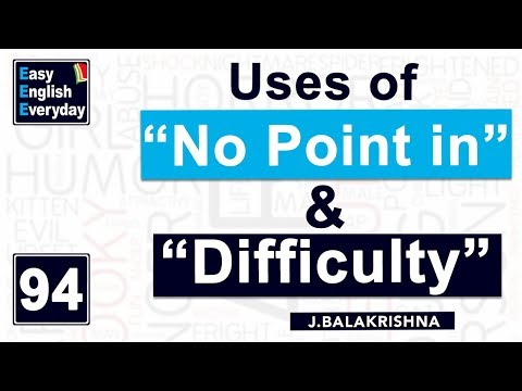 """Improve your Spoken English 