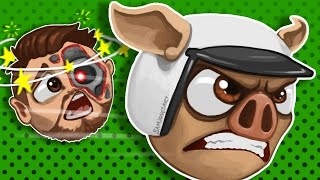 Mini Golf Funny Moments - WILDCAT THE BULLY! 100 Stroke Penalty!