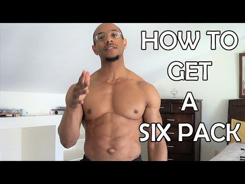 How to Get A Six Pack Workout - Flat Stomach Workout