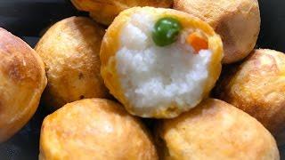 Tasty Sooji Bonda / Rava Bonda   Breakfast or Snack Recipe - Easy Sooji Pakora   Sooji Pakoda