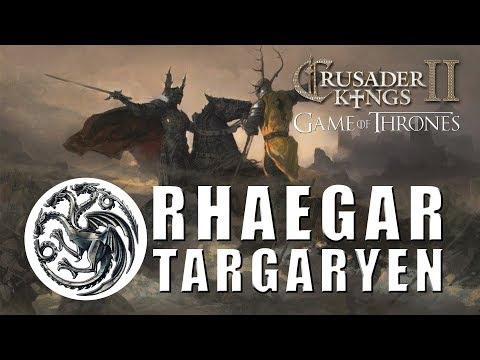 Crusader Kings 2 FR - A Game of Thrones mod - Rhaegar Targaryen #1
