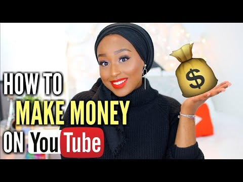 HOW TO MAKE MONEY ON YOUTUBE & HOW MUCH?! | AdSense, MagicLinks, Sponsors & More