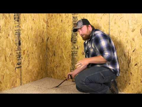 Removing Sticky Carpet Tiles From Tile Floors : Carpet Installation & Maintenance
