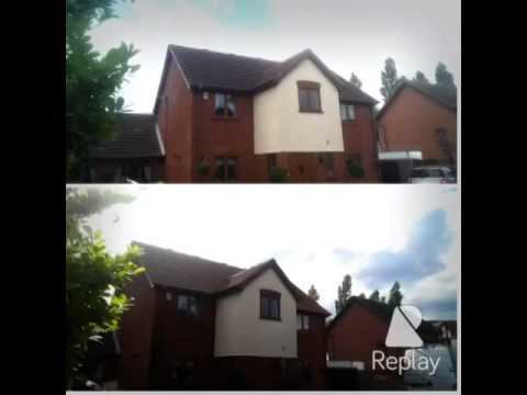 Pressure Washing in Essex , ( Call JetVac Cleaning on 01375 506206 )