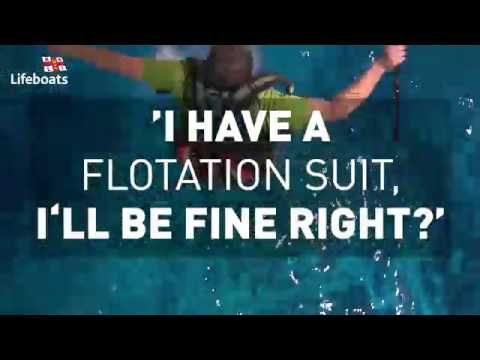 'I Have A Flotation Suit, I'll Be Fine Right?'