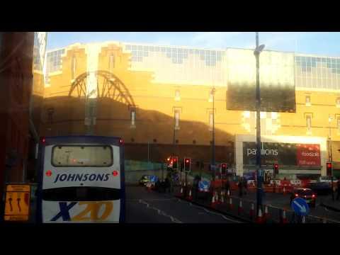Birmingham Airport Bus to City Centre