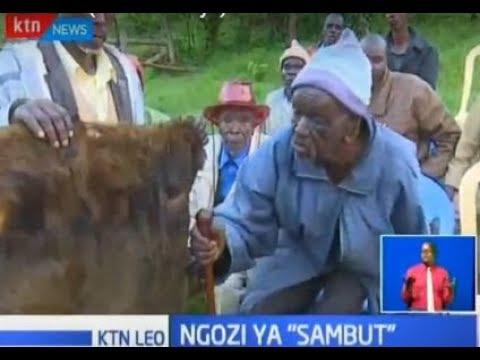 Naibu Rais William Ruto arudisha vazi la ngozi