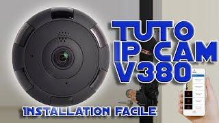 V380S Wireless Camera Setup - Levan Zirakashvili - Commercial Video