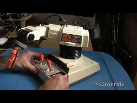 Super Armatron 1984 Toy Robotic Arm and History #Vintage