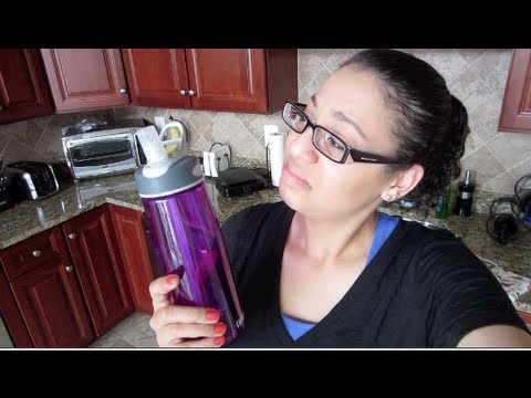 MOLDY WATER BOTTLE (Vlogage 5.22.12)