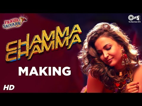 Xxx Mp4 Chamma Chamma Song Making Fraud Saiyaan Elli AvrRam Arshad Warsi Neha Kakkar Tanishk 3gp Sex