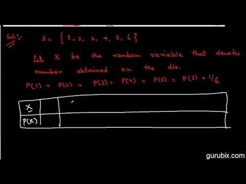 Hindi : Variance of a Random Variable (Example 28) - Probability - Ch 13 - CBSE 12th Math